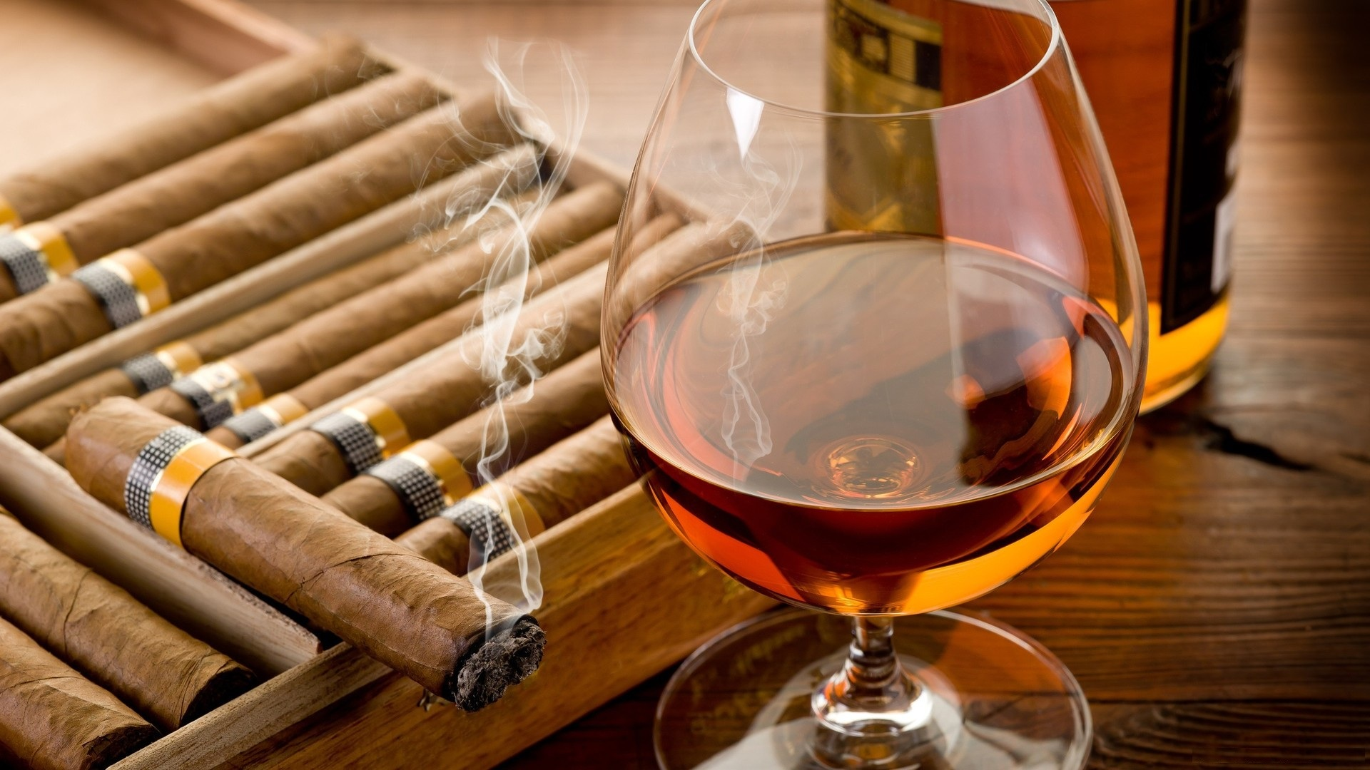 Line of Duty Cigars